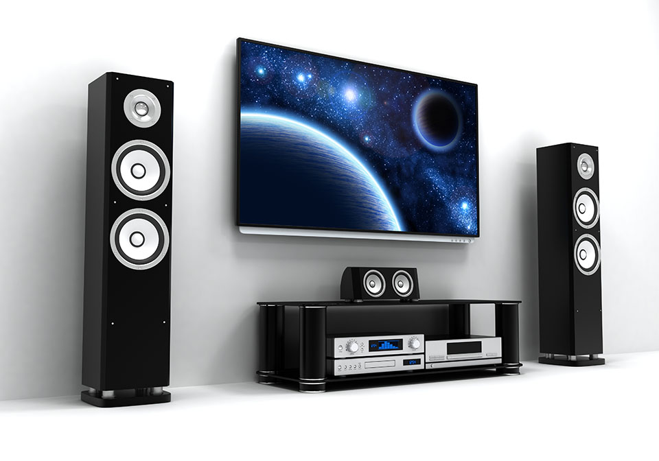 Surround Sound and Home Theater